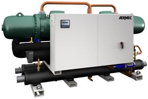 Pompe à chaleur eau/eau réversible du côté eau - HWFG 2021