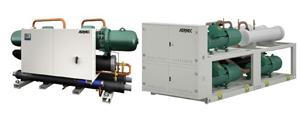 Pompe à chaleur eau/eau réversible du côté eau - WFG 2021