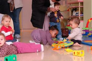Qualité de l'air en crèches, produits d'entretien et santé respiratoire des enfants
