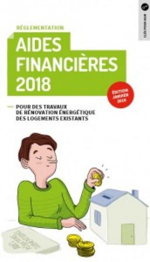 Le guide ADEME des aides financières pour 2018 est disponible