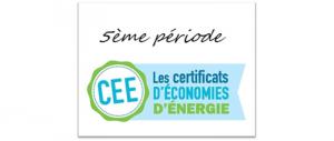 5ème période des certificats d'économie d'énergie et baisse des financements les offres à 1€