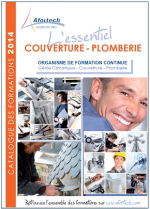 200 formations Afortech génie climatique, couverture, plomberie