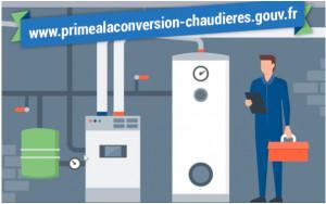 Prime à la conversion des chaudières : éligible à tous les Français