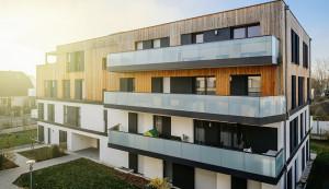 Nouvelle réglementation RE 2020 pour les immeubles collectifs, contribution du BET Pouget