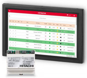 Hitachi présente sa solution de supervision complète et compétitive CSNET Manager 2