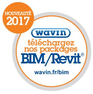 Wavin lance des contenus BIM - Revit® innovants 2017