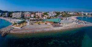 La nouvelle école de voile d'Antibes labellisée BDM Argent