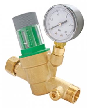 Régulateur de pression à membrane SECUPRO 2020