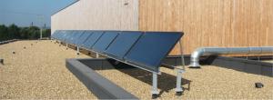 Installations de chaleur solaire collectives : les nouveaux outils SOCOL