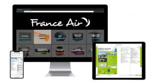 Catalogue France Air disponible en version digitale !