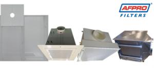 Caissons de filtration et plafond filtrant  2021