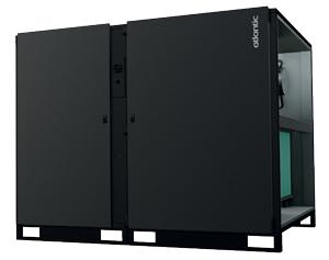Rotatech XL2 - Centrales double flux haut rendement à échangeur rotatif 2021