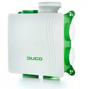 VMC simple flux DucoBox Hygro 2020