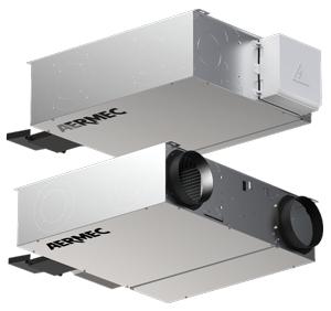 Ventilo-convecteur pour installation gainable - Série FCY 2021