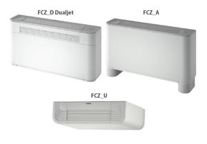 Ventilo-convecteur installation universelle - FCZ 2021