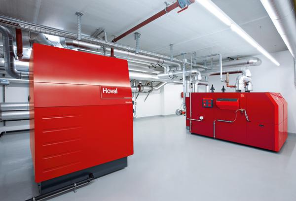 chaudières gaz à condensation Hoval UltraGas®