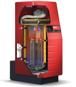 échangeur de chaleur breveté aluFer®