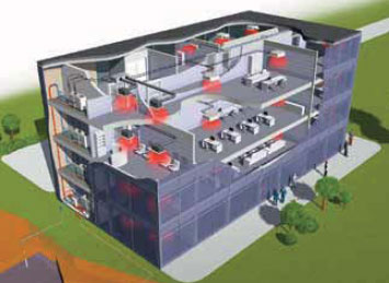 VRV® W-III Inverter géothermie