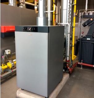 Chaudière gaz condensation Vitocrossal 100