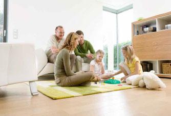 un chauffage conomique sain et esth tique. Black Bedroom Furniture Sets. Home Design Ideas
