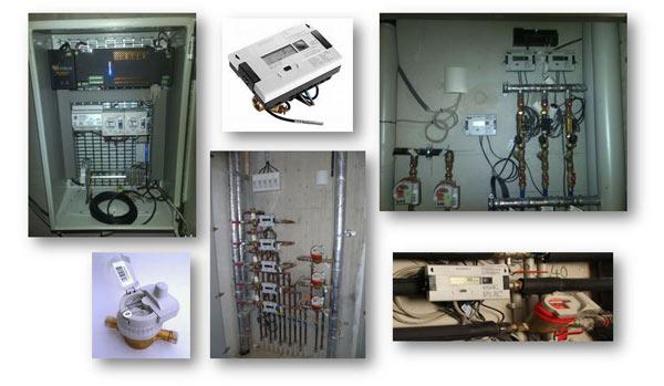 installations de comptage énergétique