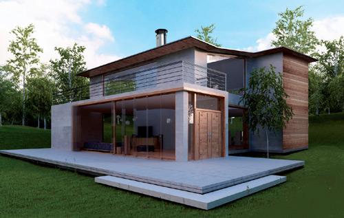Toute maison neuve doit int grer une nergie renouvelable for Maison a energie renouvelable