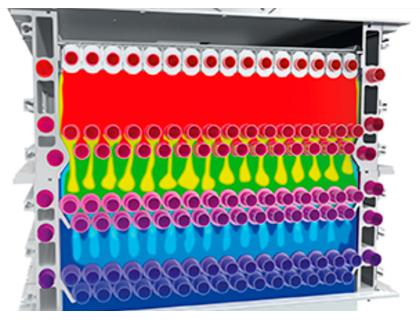Optimisation de la condensation dans une chaudière gaz 3 piquages