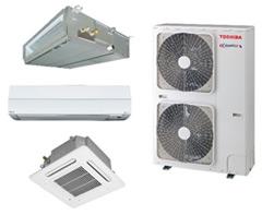 Pompes à chaleur Air-Air Monosplits  RAV