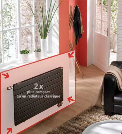 le ventilo radiateur pour chauffage bbc en r novation. Black Bedroom Furniture Sets. Home Design Ideas