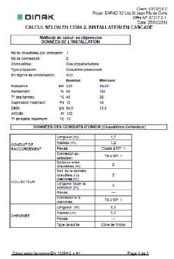 rapport étude dinakalc