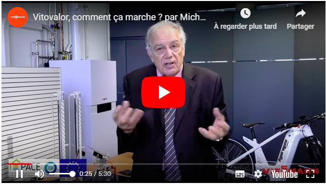 Vidéo expliquant la pile à combustible