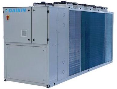 Groupe d'eau glacée multi-scroll à condensation par air EWYQ-G