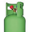 bouteille de récupération du fluide frigorigène