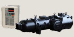 compresseur par Inverter