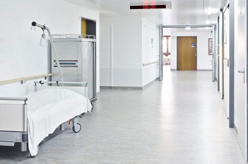 climatisation hôpital