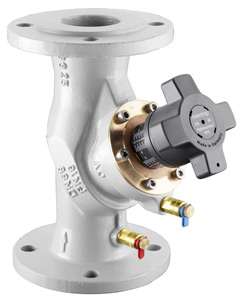 Robinet d'équilibrage «Hydrocontrol VFC»