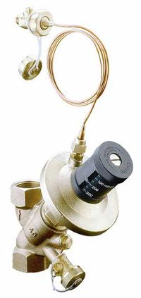 Régulateur de pression différentielle «Hydromat DTR»