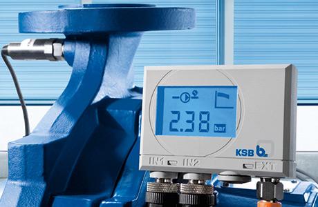 PumpMeter KSB