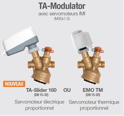 Solution TA Modulator
