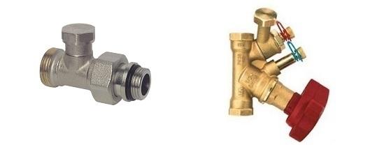Té de réglage et robinet volumétrique