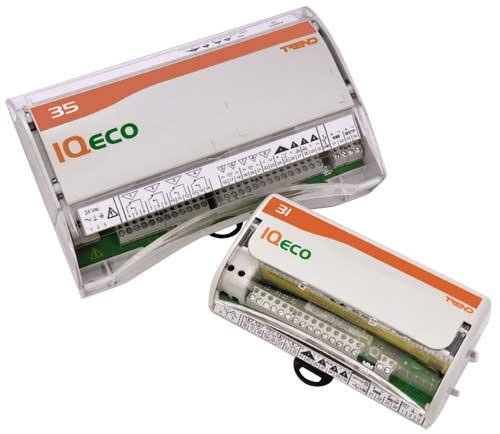 Contrôleurs pour unités terminales : IQéco