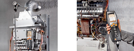 Plage optimale des installations de chauffage
