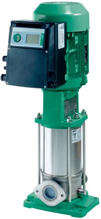 Pompe multicellulaire verticale