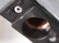 Nouveau cadre ultraléger en aluminium-acier coulé sous pression