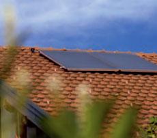 Montage sur le toit