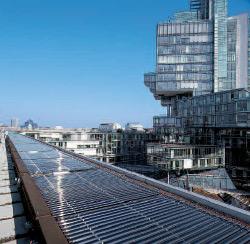 solutions solaires dans le collectif