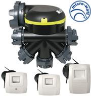 kit VMC simple flux hygroréglable BAHIA OPTIMA MICRO-WATT