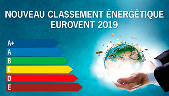 classement énergétique Eurovent 2019