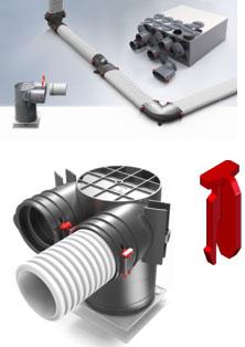 gamme HELIOS FlexPipe®plus