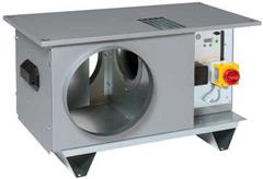 caissons de ventilation C4 très basse consommation iVEC micro-watt +